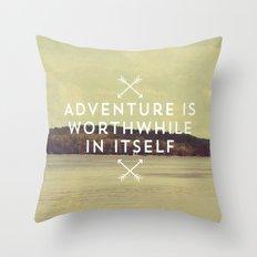 Worthwhile Throw Pillow