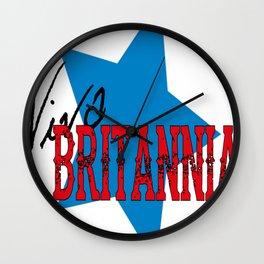Viva-Britannia Wall Clock