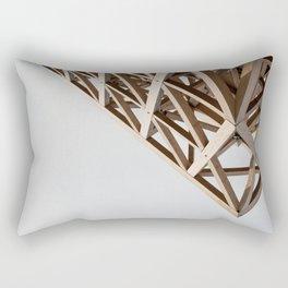 Struktur Holz Rectangular Pillow