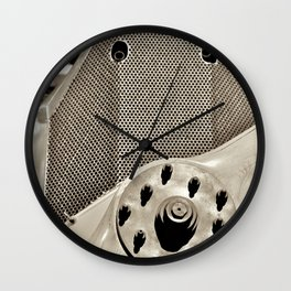 Aviation Pioneers Wall Clock