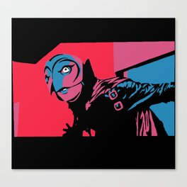 Phantom of The Paradise Canvas Print
