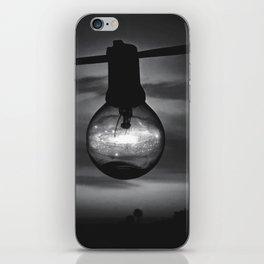 Light My Galaxy iPhone Skin
