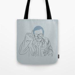 Elliott Smith 1993 Tote Bag