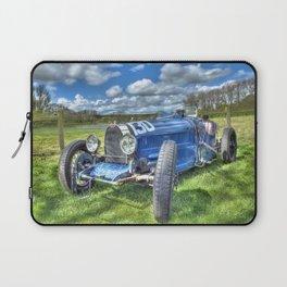 Grand Prix Vintage Sports car Laptop Sleeve