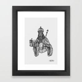 Charlemagne Framed Art Print