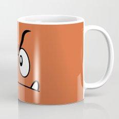 Minimalist Goomba Mug
