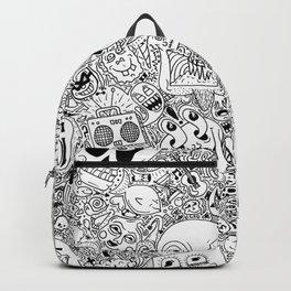 Random Doodles Backpack