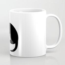 Ferret Animal Silhouette Coffee Mug