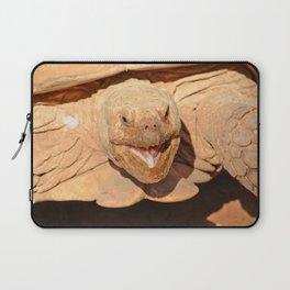 Geochelone sulcata Laptop Sleeve