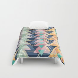 Triangle Tribe 2 Comforters