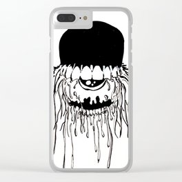 Man O War Clear iPhone Case