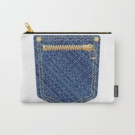 Zipper Pocket Carry-All Pouch