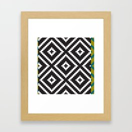 IKEA Lappljung Ruta Inverse  Framed Art Print