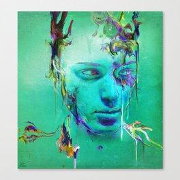 Espera Canvas Print