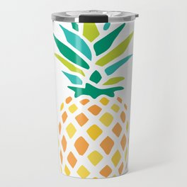 Summer Pineapple Travel Mug