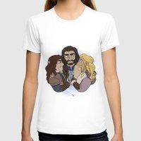 thorin T-shirts featuring Thorin, Fíli and Kíli by BlueSparkle