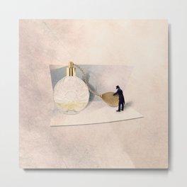 The perfumer Metal Print