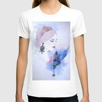 lady T-shirts featuring Lady by S.Svetlankova