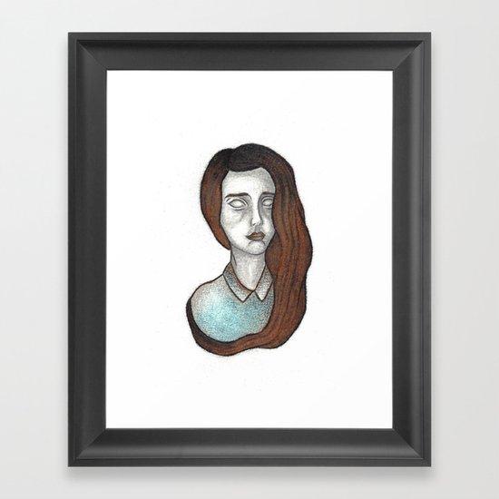 Marie Framed Art Print