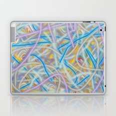 Satin Waves Laptop & iPad Skin