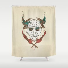 Jellyroll #13: Jason Shower Curtain