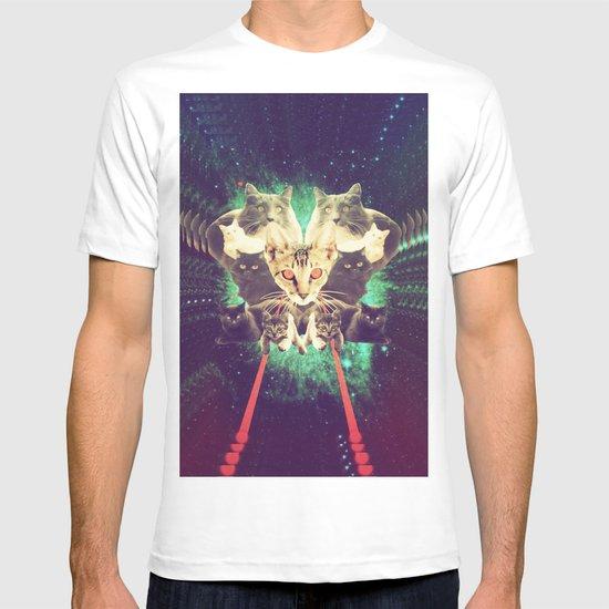 Galactic Cats Saga 1 T-shirt