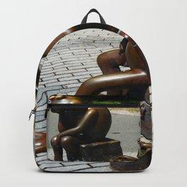 Frog's Fishing Backpack