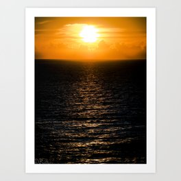 The Isle of the Sun Art Print