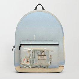 NEVER STOP EXPLORING VENICE BEACH No. 23 Backpack