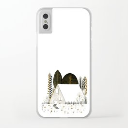 House I Clear iPhone Case