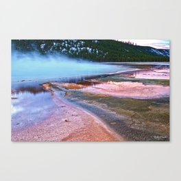 Spring Exhale Canvas Print