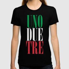 UNO DUE TRE T-shirt