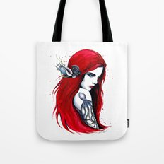 -City Ariel- Tote Bag