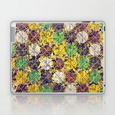 Pattern circles joined Laptop & iPad Skin