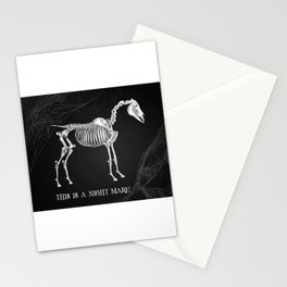 NIGHT MARE! Stationery Cards