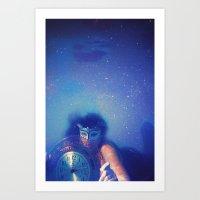 A Time of Stars Art Print