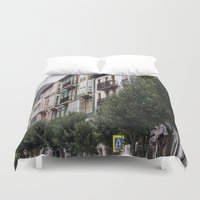 architecture Duvet Covers featuring architecture by LaiaDivolsPhotography