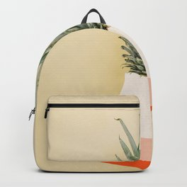Pineapple collage Backpack