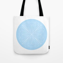 Diamonds are a girl's best friend Tote Bag