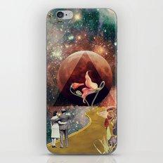 PinkFloyd Love iPhone & iPod Skin