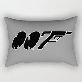 Mr. F Rectangular Pillow
