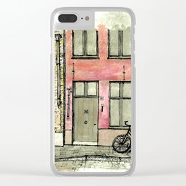 In Bruges Clear iPhone Case