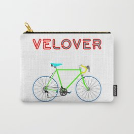 VeLover - Boy – June 12th – 200th Birthday of the Bicycle Carry-All Pouch
