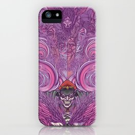 Mighty Bison iPhone Case