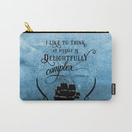 Delightfully complex quote - Nikolai Lantsov - Leigh Bardugo Carry-All Pouch