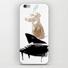 Chapi Chapo - Les Petites Musiques de Pluie  iPhone & iPod Skin