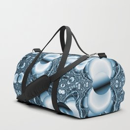 Stacked Discs Duffle Bag