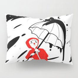 It's raining cats and dogs Pillow Sham