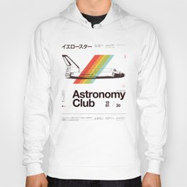 Astronomy Club Hoody