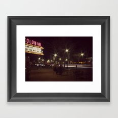 The Colonial Framed Art Print